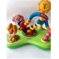 Brinquedo de mesa fisher price -  - Fisher Price