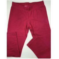 Calça legging pink - 4 anos - Malwee