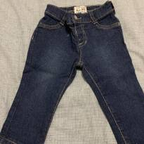 Calça jeans The Childrens Place menina - 9 a 12 meses - The Children`s Place