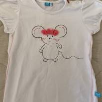 Camiseta da Lief alemã - 12 a 18 meses - Importada
