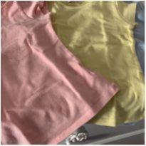 Set 3 camisetas básicas e lindas Mon Sucré - 3 anos - Mon Sucré