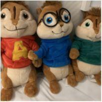 Alvin e os esquilos -  - Outras
