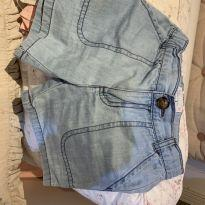 Shorts jeans Carter's - 3 anos - Carter`s