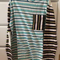 Camiseta Zara menino - 9 anos - Zara