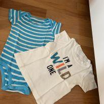 Set Carter's body+camiseta - 1 ano - Carter`s