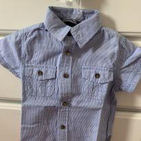 Camisa - 9 a 12 meses - Baby Club