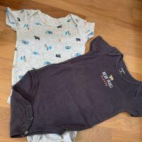 Set 2 bodies Carter's - 9 meses - Carter`s