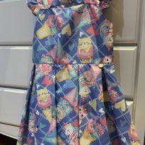 Vestido lindo da Mon Sucré - 6 anos - Mon Sucré