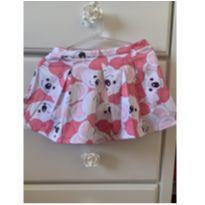 Saia shorts Lilica Ripilica - 18 a 24 meses - Lilica Ripilica