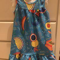 Vestido Mon Sucré sem uso - 6 anos - Mon Sucré