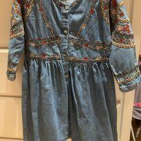 Vestido Zara - 5 anos - Zara