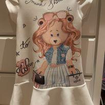 Vestido Infanti - 6 anos - Infanti