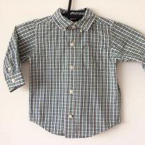 Camisa social Gymboree 12 à 18 meses - 12 a 18 meses - Gymboree