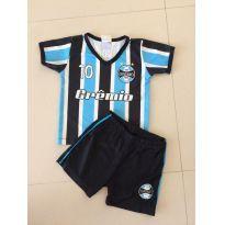 Uniforme Gremio Original - 1 ano - Grêmio