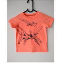 Camiseta Neon Carters 18m - 18 meses - Carter`s