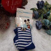 Meia-Calça Mickey Disney - 6 a 9 meses - Disney