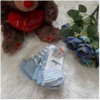 Pack Meias Bebê - 0 a 3 meses - Primark