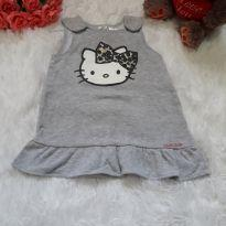 Vestidinho Hello Kitty - 12 a 18 meses - H&M