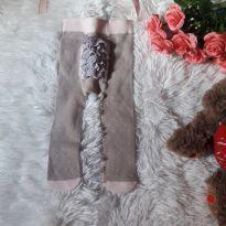 Meia Calça de Lã - 0 a 3 meses - Sem marca