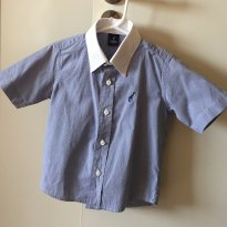 Camisa gola branca Toffee - 1 ano - Toffee