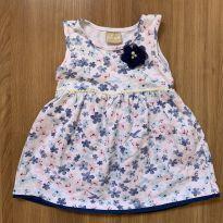 Vestido floral Milon - 12 a 18 meses - Milon