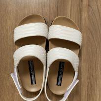 Sandália Mini Melissa Cosmic Sandal + Baja East tamanho 26/27 - 26 - Melissa