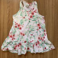 Vestido Floral Aquarela MALWEE - 4 anos - Malwee