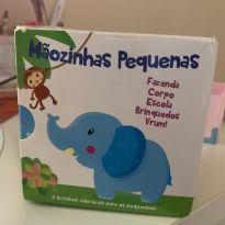 Livro Mãozinhas Pequenas -  - Yoyo Books