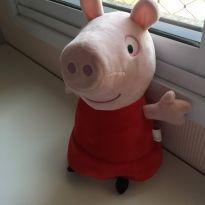 Peppa Pig pelúcia musical 30cm -  - Estrela