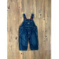 Jardineira Jeans OshKosh - 6 meses - OshKosh