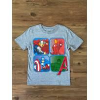 Camiseta Heróis GAP - 4 anos - GAP