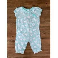 Pijama Estampado Gymboree - 3 a 6 meses - Gymboree