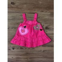Regata Pink Oshkosh - 9 meses - OshKosh