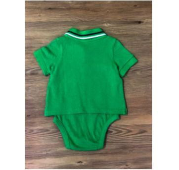 Body Verde GAP - 3 a 6 meses - GAP