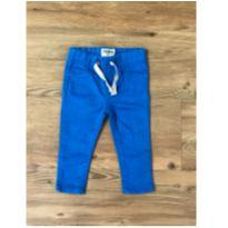 Calça Azul OshKosh - 9 meses - OshKosh