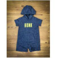 Macaquinho Hunk Carter`s - 6 meses - Carter`s