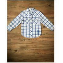 Camisa Xadrez Cheeky - 4 anos - Cheeky