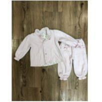 Conjunto Baby Cottons - 9 meses - Baby Cottons