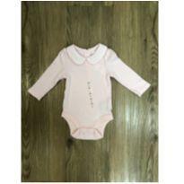 Body Gola Boneca GAP - 3 a 6 meses - Baby Gap