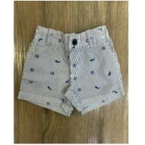 Shorts Navy Carter's - 9 meses - Carter`s