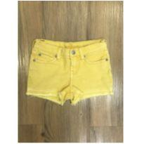 Shorts Amarelo 7 for All Mankind - 6 anos - 7 For All Mankind