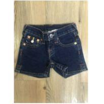 Shorts Jeans True Religion - 6 anos - True religion