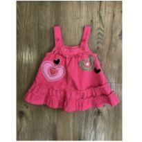Vestido Corações OshKosh - 3 meses - OshKosh
