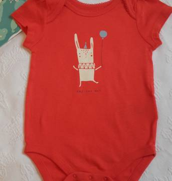 Body - 12 a 18 meses - Baby Gap