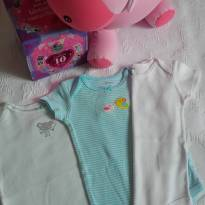 Kit bodies - 6 a 9 meses - Carter`s