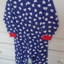 Pijama sou só corações!!