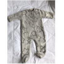 Macacão quentinho - 3 meses - Baby boom