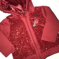 Conjunto de agasalho vermelho!! - 9 a 12 meses - GiraBaby