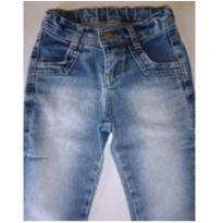 Calça jeans menina - 3 anos - daide