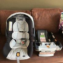 Bebê Conforto keyfit 30 + Base - Chicco -  - Chicco
